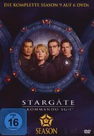 """Stargate SG-1"" - German DVD movie cover (xs thumbnail)"