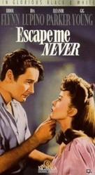 Escape Me Never - Movie Cover (xs thumbnail)