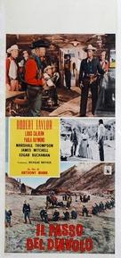 Devil's Doorway - Italian Movie Poster (xs thumbnail)
