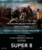 Super 8 - For your consideration movie poster (xs thumbnail)