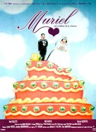 Muriel's Wedding - French Movie Poster (xs thumbnail)