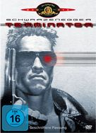 The Terminator - German Movie Cover (xs thumbnail)