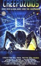 Creepozoids - British VHS movie cover (xs thumbnail)