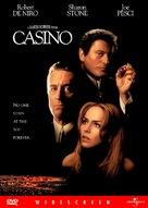 Casino - DVD movie cover (xs thumbnail)