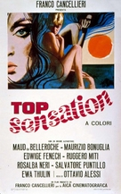Top Sensation - Italian Movie Poster (xs thumbnail)