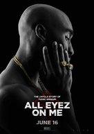 All Eyez on Me - Movie Poster (xs thumbnail)
