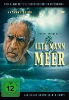 The Old Man and the Sea - German DVD cover (xs thumbnail)
