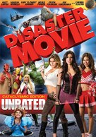 Disaster Movie - DVD cover (xs thumbnail)