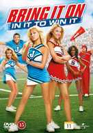 Bring It On: In It to Win It - Danish Movie Cover (xs thumbnail)