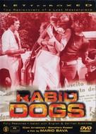 Cani arrabbiati - DVD cover (xs thumbnail)