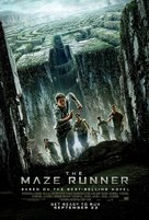 The Maze Runner - Thai Movie Poster (xs thumbnail)