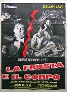 La frusta e il corpo - Italian Movie Poster (xs thumbnail)