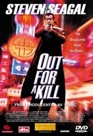 Out For A Kill - Swedish DVD movie cover (xs thumbnail)