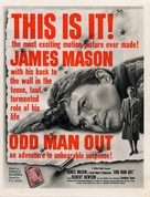 Odd Man Out - Movie Poster (xs thumbnail)