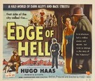 Edge of Hell - Movie Poster (xs thumbnail)