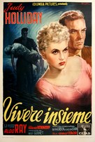 The Marrying Kind - Italian Movie Poster (xs thumbnail)
