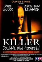 Killer: A Journal of Murder - French Movie Poster (xs thumbnail)