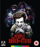 The People Under The Stairs - British Blu-Ray movie cover (xs thumbnail)