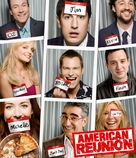 American Reunion - Blu-Ray cover (xs thumbnail)