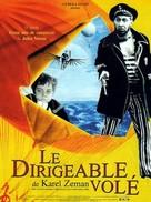Ukradená vzducholod - French Movie Poster (xs thumbnail)