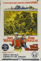 The War Wagon - Australian Movie Poster (xs thumbnail)