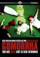 Gomorra - German Movie Cover (xs thumbnail)