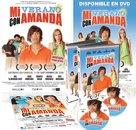 Mi verano con Amanda - Puerto Rican Video release poster (xs thumbnail)