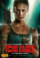 Tomb Raider - Australian Movie Poster (xs thumbnail)