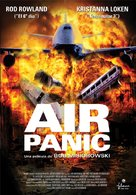 Panic - Spanish Movie Poster (xs thumbnail)