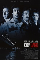 Cop Land - Movie Poster (xs thumbnail)