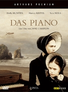 The Piano - German Movie Cover (xs thumbnail)