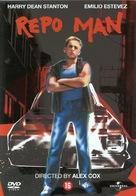 Repo Man - Dutch DVD cover (xs thumbnail)