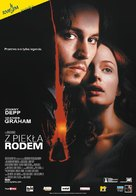 From Hell - Polish Movie Poster (xs thumbnail)