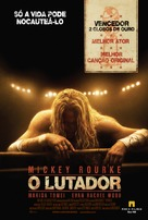 The Wrestler - Brazilian Movie Poster (xs thumbnail)