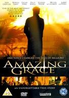 Amazing Grace - British DVD movie cover (xs thumbnail)