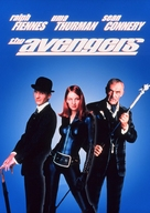 The Avengers - DVD cover (xs thumbnail)