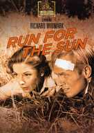 Run for the Sun - DVD cover (xs thumbnail)