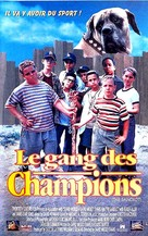 The Sandlot - French VHS movie cover (xs thumbnail)