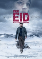 The Oath - German Movie Poster (xs thumbnail)