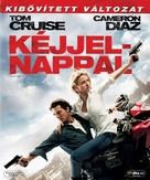 Knight and Day - Hungarian Blu-Ray movie cover (xs thumbnail)