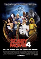 Scary Movie 4 - Norwegian Movie Poster (xs thumbnail)