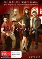 """""""Sanctuary"""" - Australian DVD cover (xs thumbnail)"""
