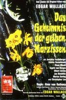 Das Geheimnis der gelben Narzissen - German Movie Poster (xs thumbnail)