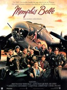 Memphis Belle - French Movie Poster (xs thumbnail)