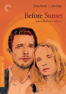 Before Sunset - DVD movie cover (xs thumbnail)