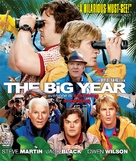 The Big Year - Singaporean DVD movie cover (xs thumbnail)