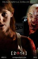 [REC] 4: Apocalipsis - Argentinian Movie Poster (xs thumbnail)