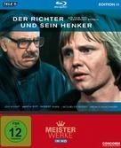 Der Richter und sein Henker - German Movie Cover (xs thumbnail)