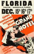 Grand Hotel - Movie Poster (xs thumbnail)
