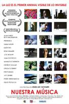 Notre musique - Argentinian Movie Poster (xs thumbnail)
